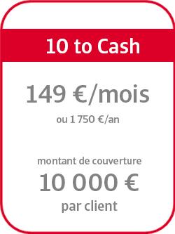 Formule 10 to Cash