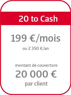 Formule 20 to Cash