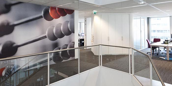 Kantoorgebouw Atradius Luxemburg