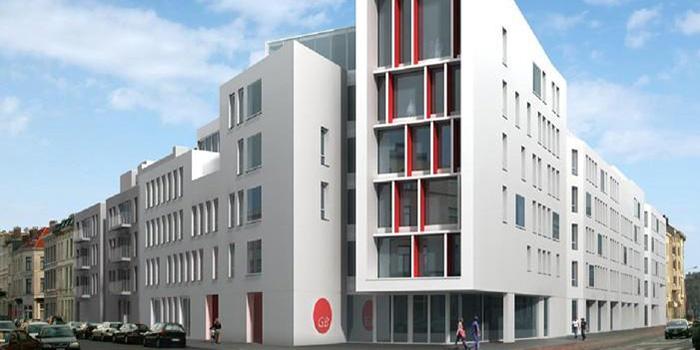 Kantoorgebouw Atradius Antwerpen