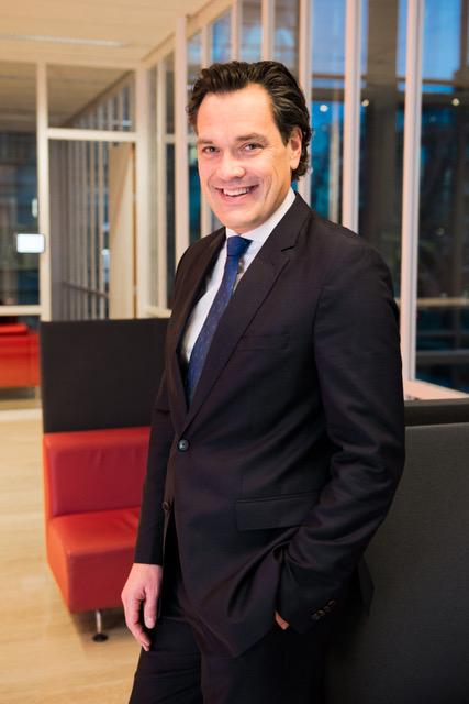 Andreas Tesch, Atradius