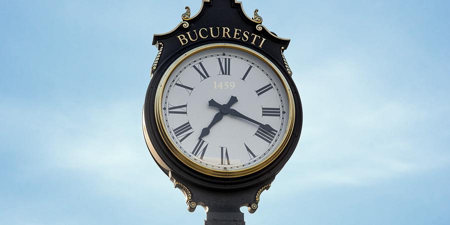 Boekarest klok