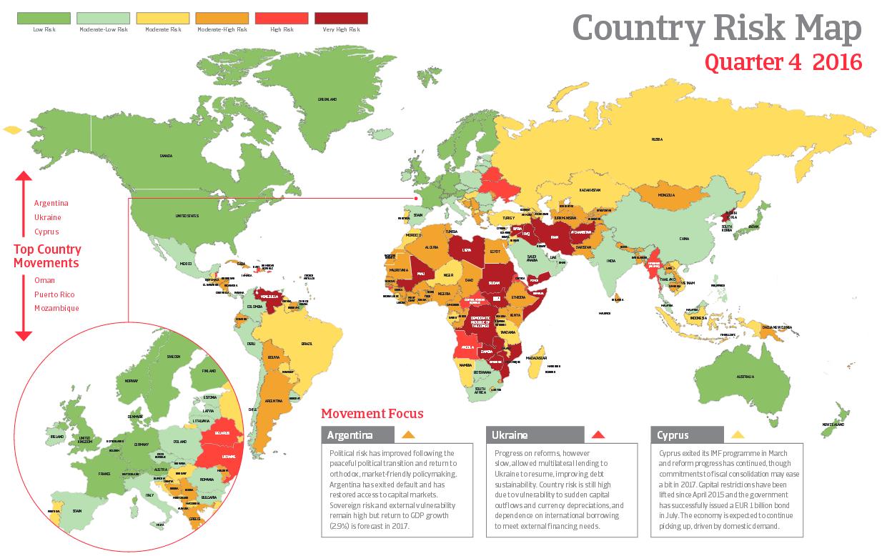 Wereldrisicokaart